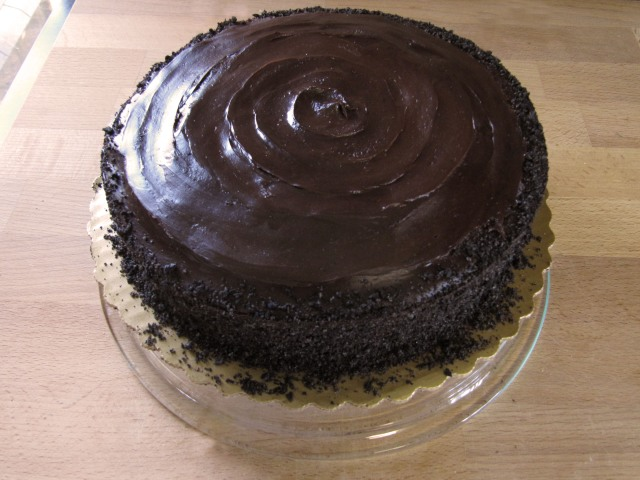 Laura's Chocolate Cake